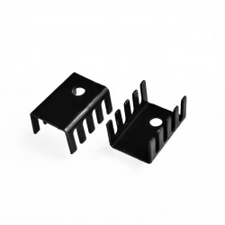 15x10x20 mm Mini Heatsink for T0220 Package