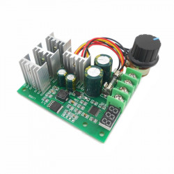 30 A PWM Motor Speed Controller