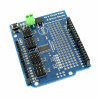 16-Channel 12-bit PWM and Servo Shield for Arduino