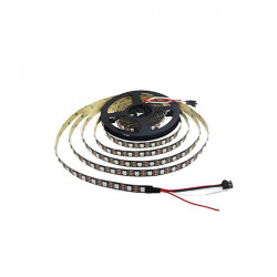 5 m, 60 RGB LEDs/m WS2812B - Waterproof