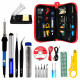 Plusivo Soldering Iron Kit for Electronics (EU Plug type)