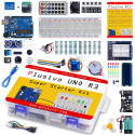 Plusivo UNO R3 Super Starter Kit with Tutorials in English and Arabic