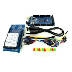 MEGA2560 Kit - Compatible with Arduino MEGA with Shield