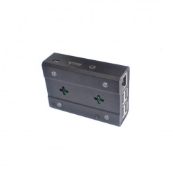 Silver Metalic Case for Raspberry Pi