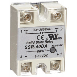 Solid State Relay (40 A, 24 - 380 VAC)
