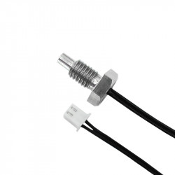 10 kΩ NTC Thermistor with M8 Thread (1 m Cable)