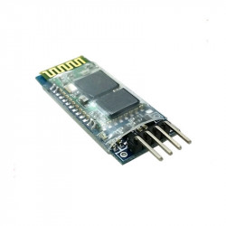 HC-06 Slave Module with Adapter (3.3V and 5V compatible)
