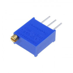 Mini Potentiometer 500 Ω