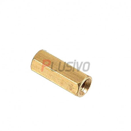 12 mm M3 Hex Pillar