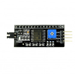 I2C Adapter for LCD 1602 and 2004
