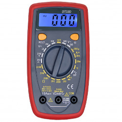 DT33D Digital Multimeter
