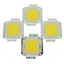 50 W LED with Color Temperature of 6000-6500 K