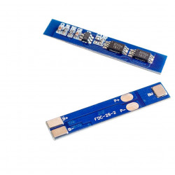 2-Cell Li-Ion Battery Protection Board (7.4 V V, 3 A)
