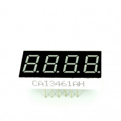 0.36'' 4 Digit LED Display Common Anode