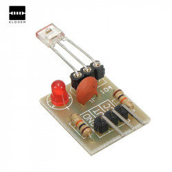Receiver Module for Laser Diode