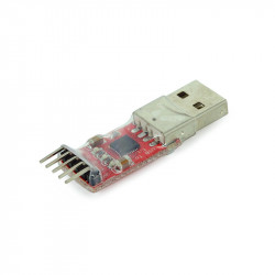 CP2102 USB to UART Converter Module Red