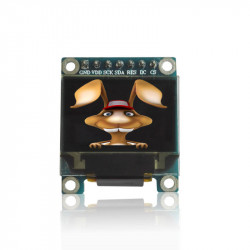96x64 Full Color OLED Module with SSD1331 Controller