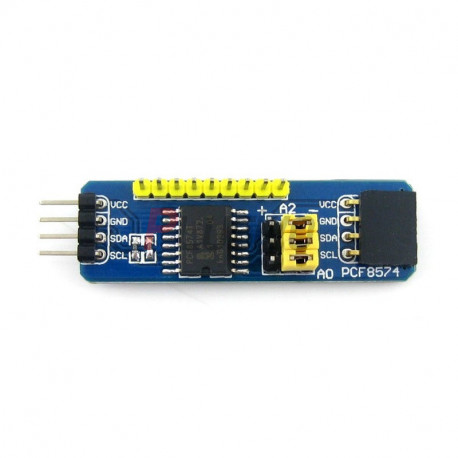 PCF8574 I/O Expansion Module