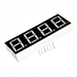 0.36'' 4 Digit LED Display Common Catode