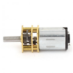GA12-N20 Micro Gearmotor 12GAN20-50 with 10 mm long shaft