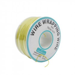 Yellow Wire Mini Roll