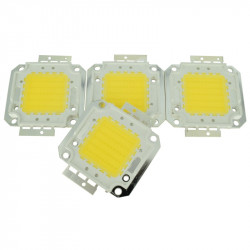 50 W LED with Color Temperature of 3000-3500 K