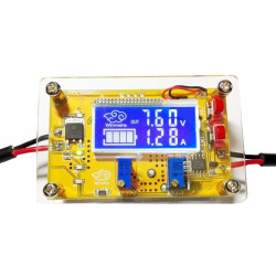 Variable step down dc dc converter