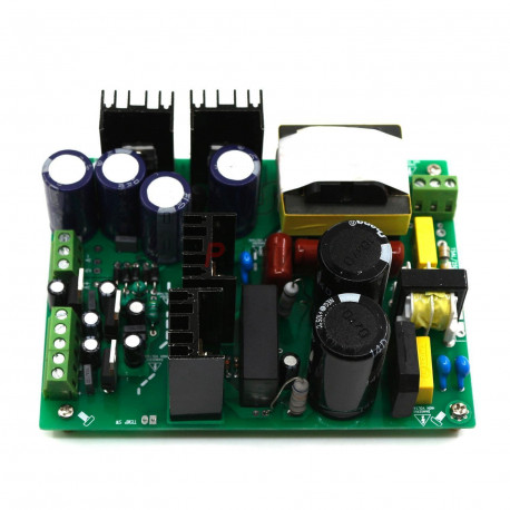 500W Amplificateur Commutation Power Supply Board Dual-Voltage PSU +/-55V Module