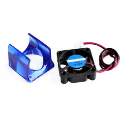 3010 Fan and Mounting Bracket for the v6 3D Printer Head