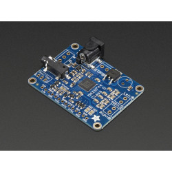 Adafruit MAX9744 Stereo 20W Class D Audio Amplifier