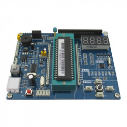 STC8051 Development Board with 1602 LCD