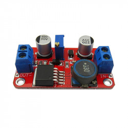 XL6019 Step-Up DC-DC Converter Module (5 A)
