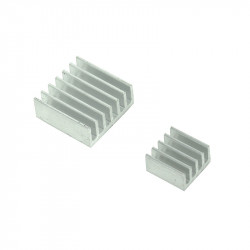Heatsink for RPi 3 (3 pcs set)