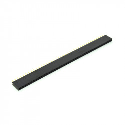 2.54 mm Female Pin Header 40p