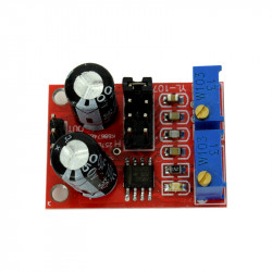 Adjustable Duty Square Wave Generator