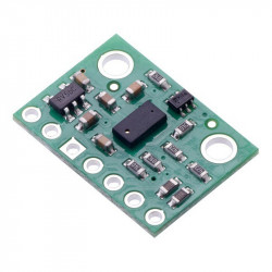 VL53L0X Time-of-Flight Distance Sensor Carrier with Voltage Regulator, 200cm Max