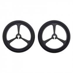 Pololu Wheel 40×7mm Pair - Black